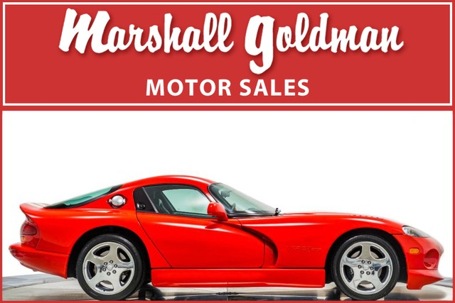 Pre-Owned 2002 Dodge Viper GTS Final Edition