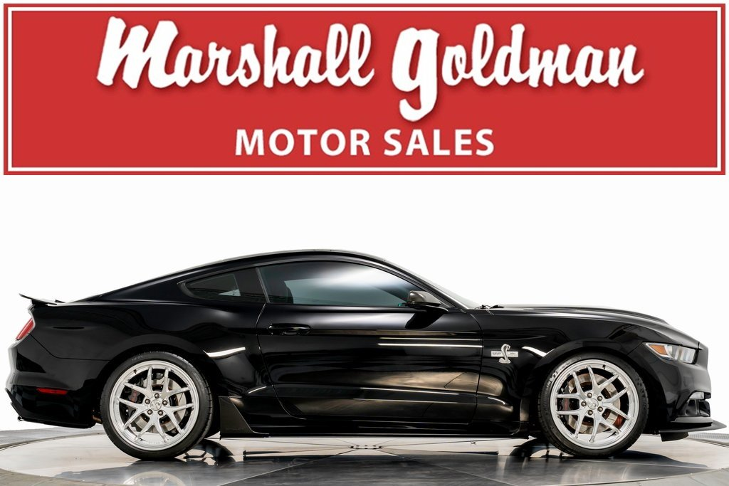 Pre-Owned 2017 Ford Mustang Shelby Super Snake