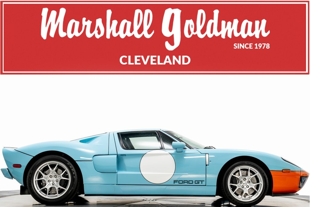 Pre-Owned 2006 Ford GT Heritage Edition