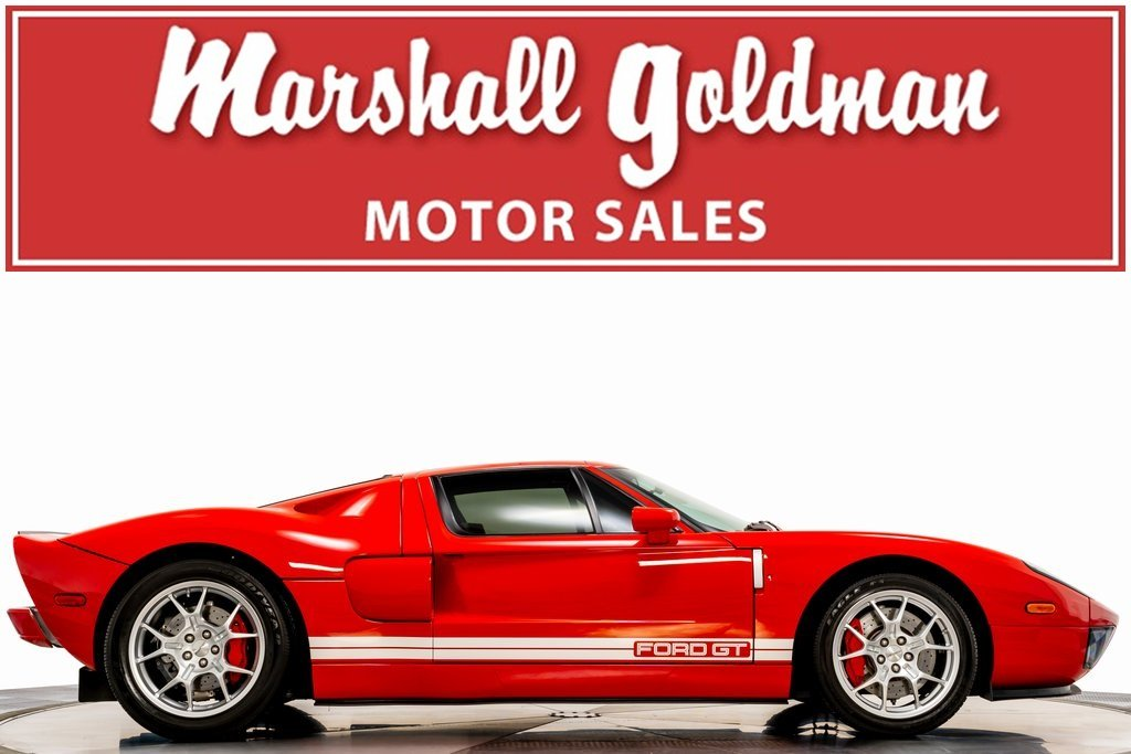 Pre-Owned 2005 Ford GT
