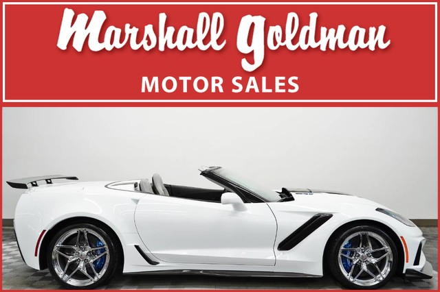 Pre-Owned 2019 Chevrolet Corvette ZR1 3ZR Convertible