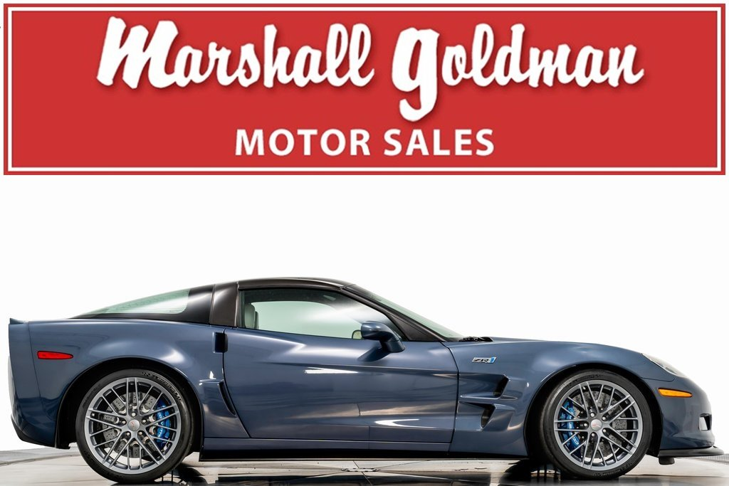 Pre-Owned 2012 Chevrolet Corvette ZR1