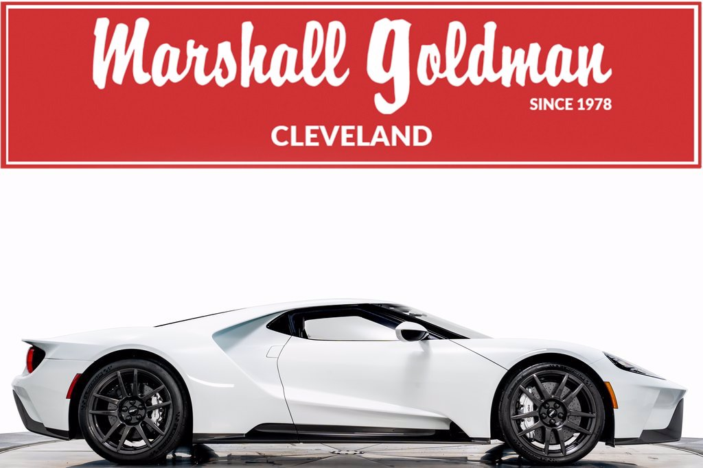 Pre-Owned 2018 Ford GT