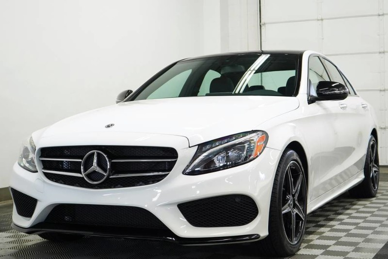 Pre-Owned 2018 Mercedes-Benz C300 4MATIC®