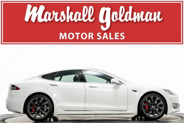 2018 Tesla Model S P100D 4D Hatchback