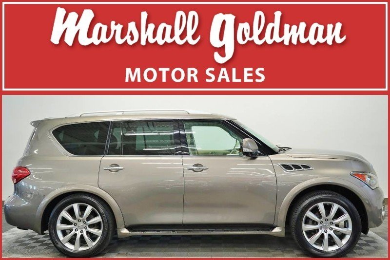 Pre-Owned 2013 INFINITI QX56