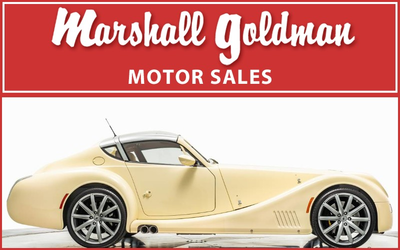 Pre-Owned 2011 Morgan Aero SuperSports
