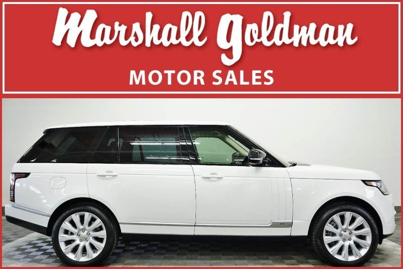 Pre-Owned 2014 Land Rover Range Rover Supercharged LWB