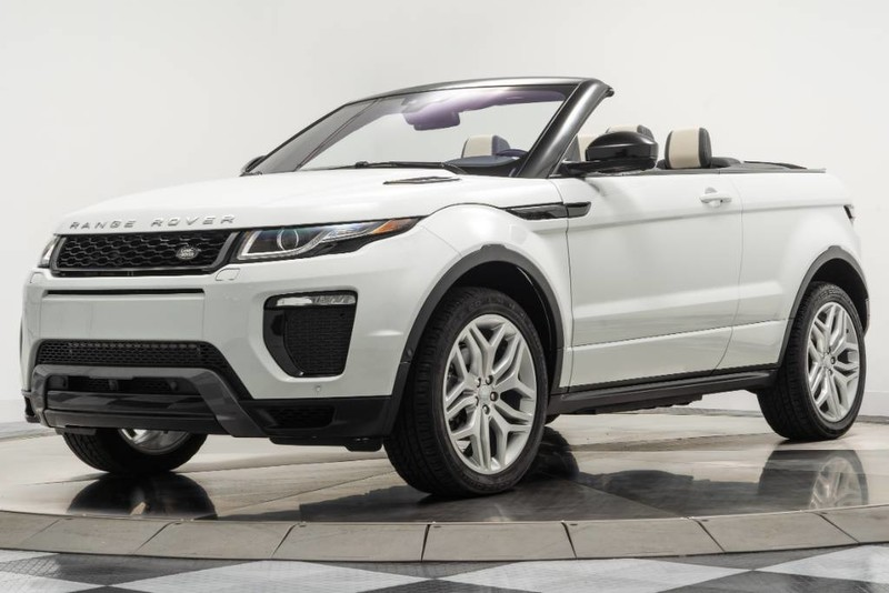 Pre-Owned 2017 Land Rover Range Rover Evoque Convertible HSE Dynamic
