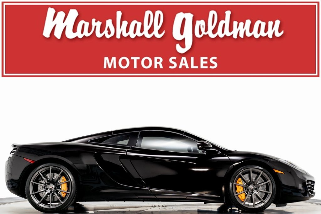 Pre-Owned 2013 McLaren MP4-12C