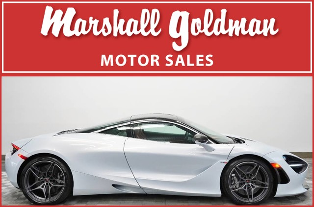 Pre-Owned 2018 McLaren 720S Launch Edition