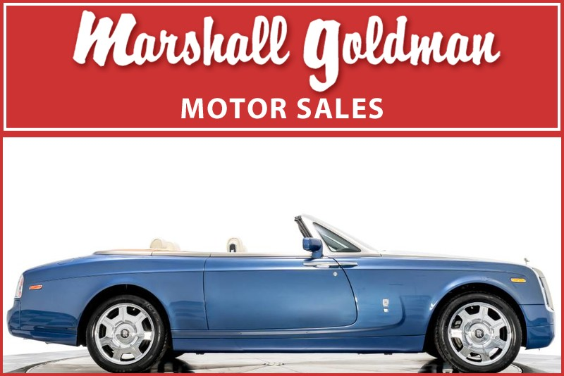Pre-Owned 2009 Rolls-Royce Phantom Drophead Coupe