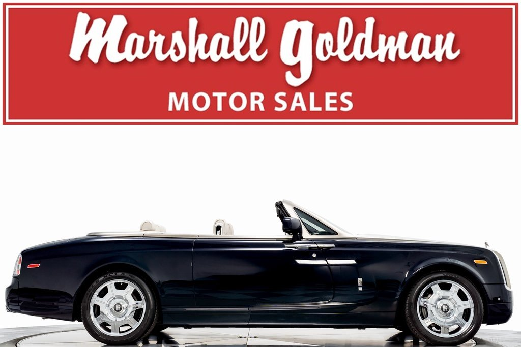Pre-Owned 2013 Rolls-Royce Phantom Drophead Coupe