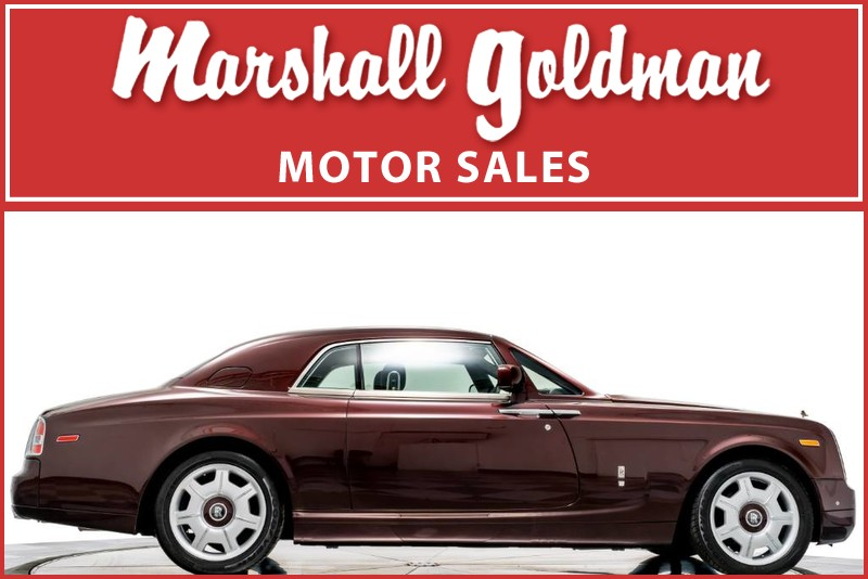 Pre-Owned 2015 Rolls-Royce Phantom Coupe