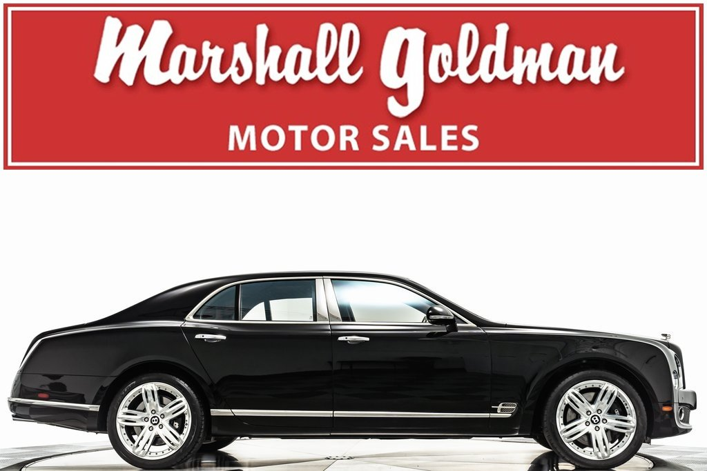 Pre-Owned 2012 Bentley Mulsanne