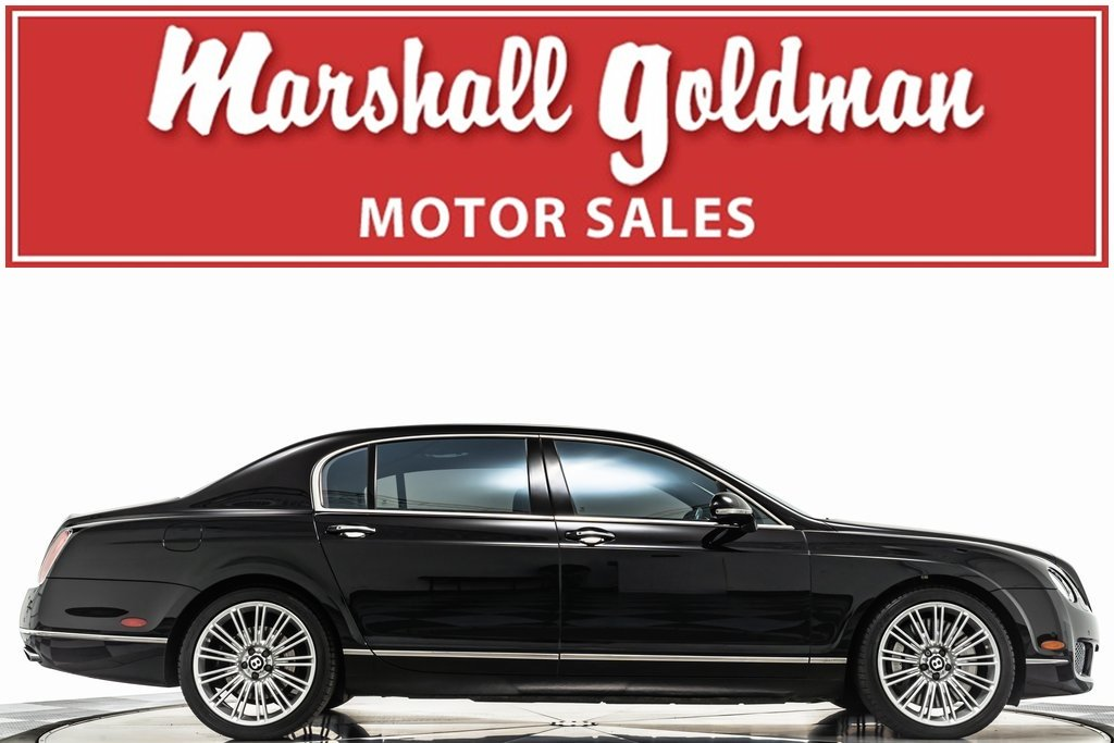 Pre-Owned 2012 Bentley Continental Flying Spur Speed
