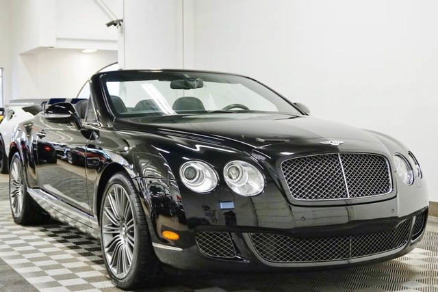 Pre Owned 2011 Bentley Continental Gtc Speed Convertible In