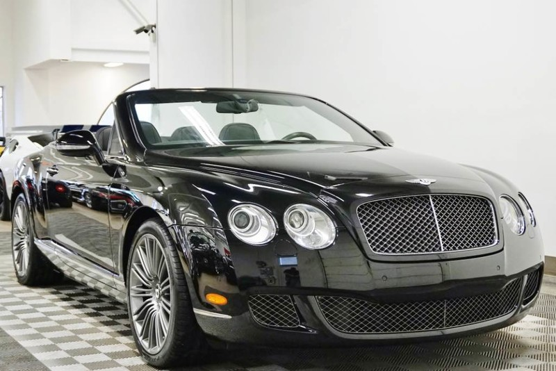 Pre-Owned 2011 Bentley Continental GTC Speed