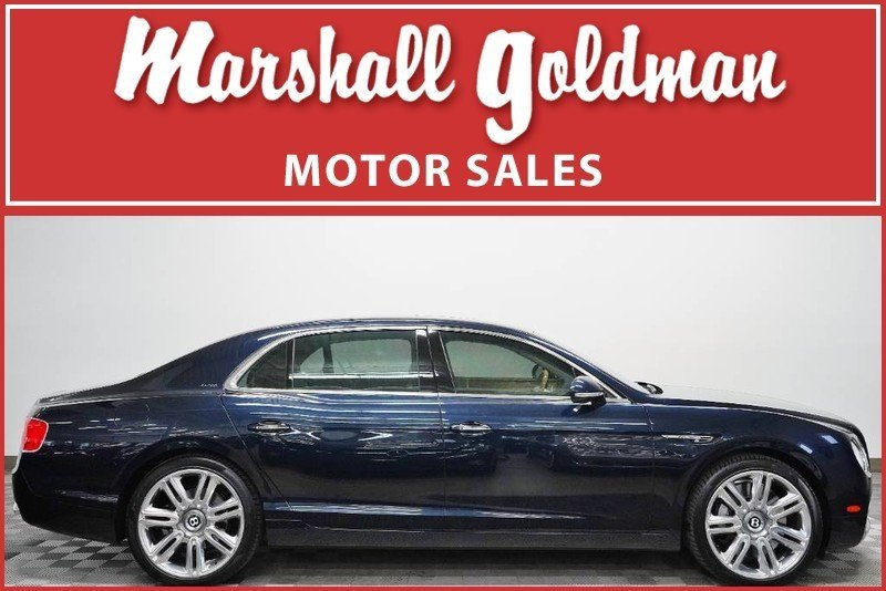 Pre-Owned 2016 Bentley Flying Spur W12