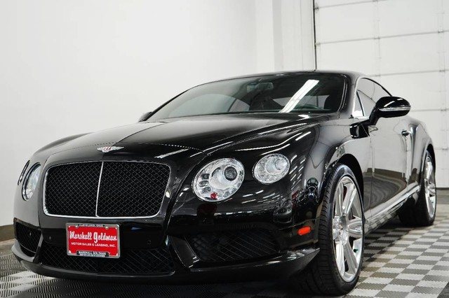 Pre Owned 2013 Bentley Continental Gt V8 Coupe In Warrensville