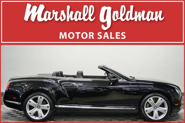 Pre-Owned 2013 Bentley Continental GTC