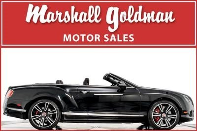 Pre-Owned 2014 Bentley Continental GTC V8 Convertible