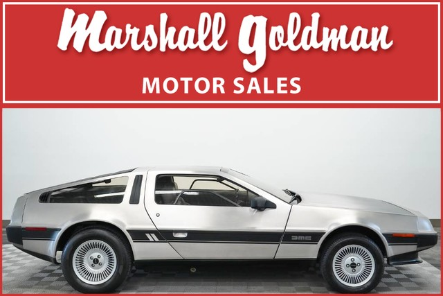 Pre-Owned 1981 DeLorean DMC-12