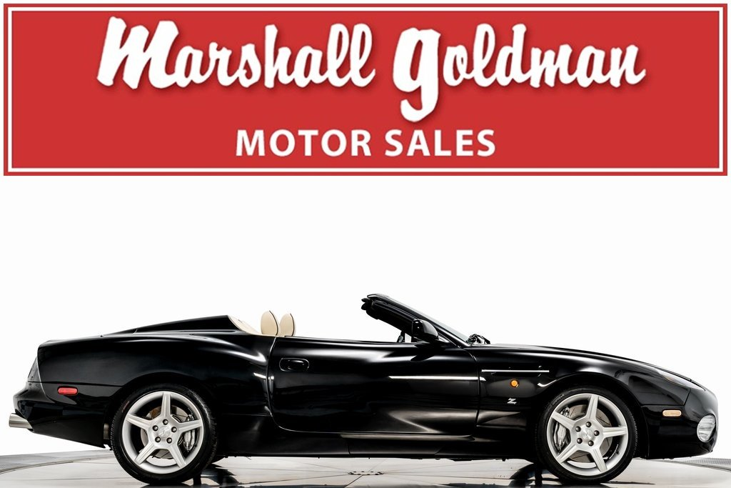 Pre-Owned 2003 Aston Martin DB-AR1 Roadster