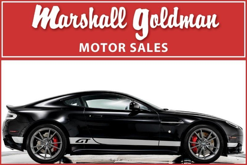 Pre-Owned 2015 Aston Martin Vantage GT Base