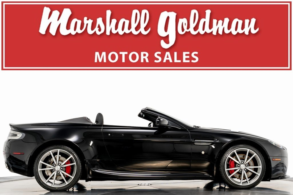 Pre-Owned 2011 Aston Martin V8 Vantage Roadster