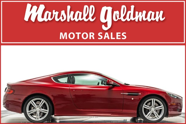 Pre-Owned 2010 Aston Martin DB9