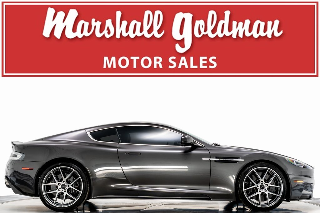 Pre-Owned 2011 Aston Martin DBS