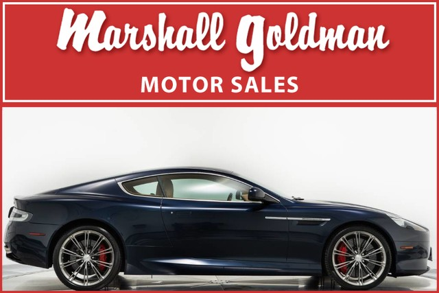 Pre-Owned 2012 Aston Martin Virage