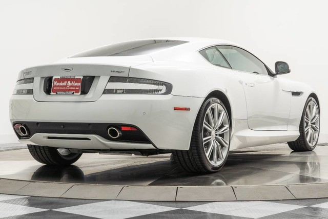 Pre Owned 2012 Aston Martin Virage Coupe In Warrensville Heights