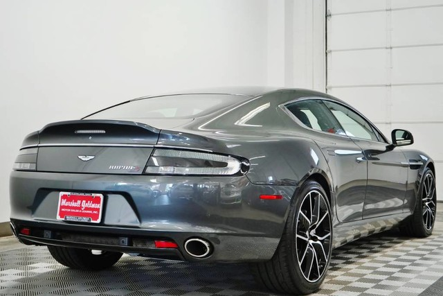 PreOwned Aston Martin Rapide S Sedan In Warrensville Heights - Aston martin db9 pre owned