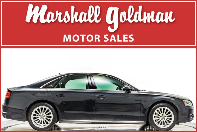 Pre-Owned 2014 Audi A8L 4.0T