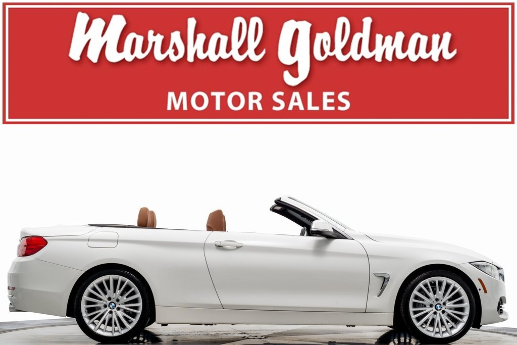 Pre-Owned 2015 BMW 435i Convertible