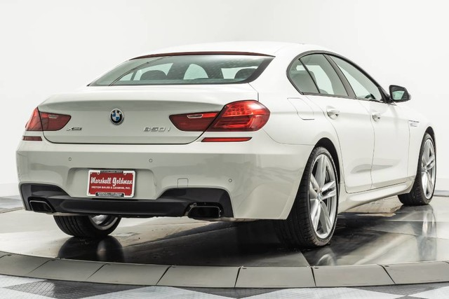 Pre Owned 2017 Bmw 650i Xdrive Gran Coupe Sedan In Warrensville