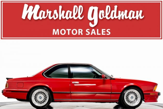 Pre-Owned 1988 BMW M6