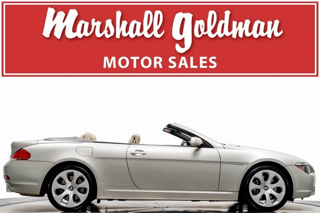 Pre-Owned 2007 BMW 650i Cabriolet