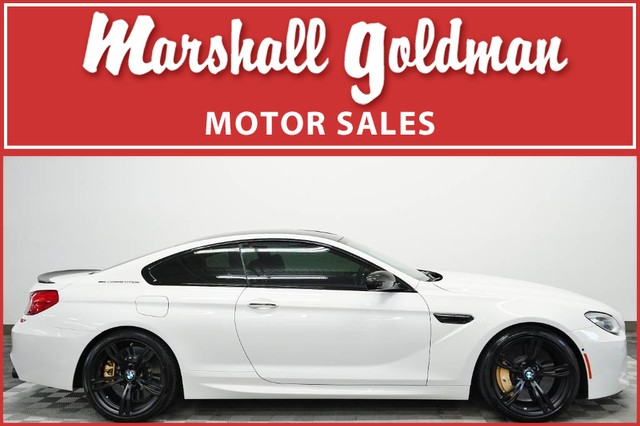 Pre-Owned 2016 BMW M6 Competition Edition