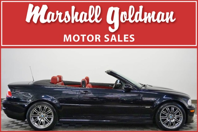 Pre-Owned 2002 BMW M3 Cabriolet