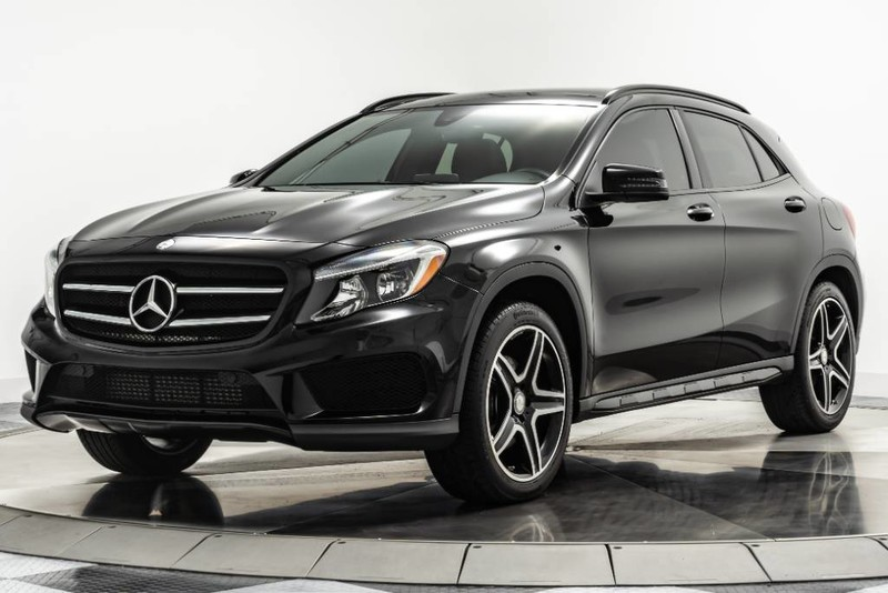 Pre-Owned 2016 Mercedes-Benz GLA 250