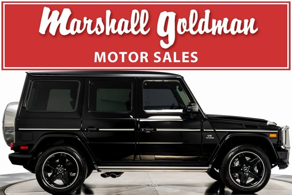 Pre-Owned 2016 Mercedes-Benz G63 AMG®