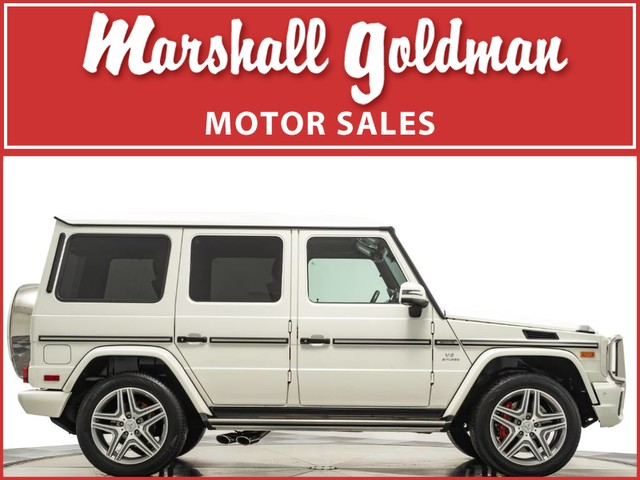 Pre Owned 2017 Mercedes Benz G63 Amg Suv In Warrensville Heights