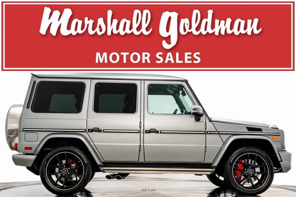 Pre-Owned 2016 Mercedes-Benz G65 AMG®