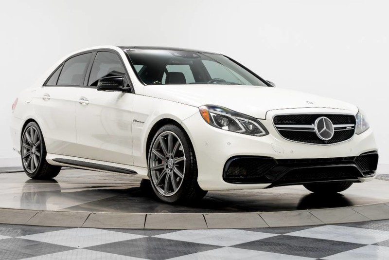 Pre Owned 2016 Mercedes Benz E63 Amg S 4matic