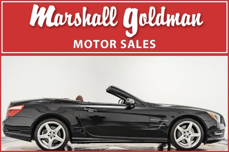 Pre-Owned 2016 Mercedes-Benz SL550