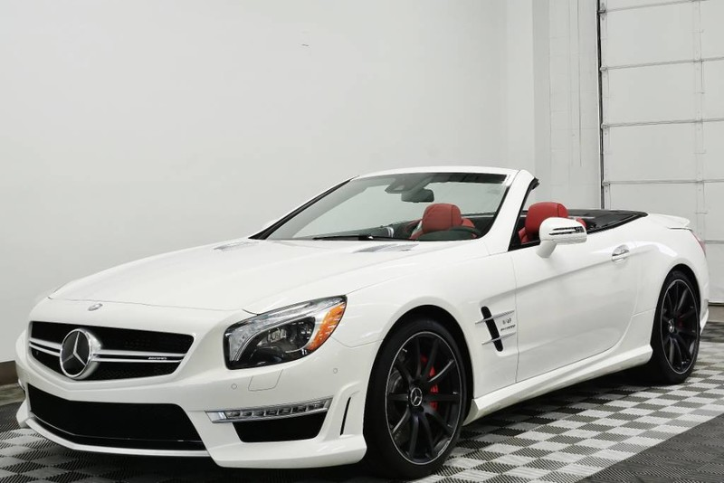 Pre-Owned 2015 Mercedes-Benz SL63 AMG®