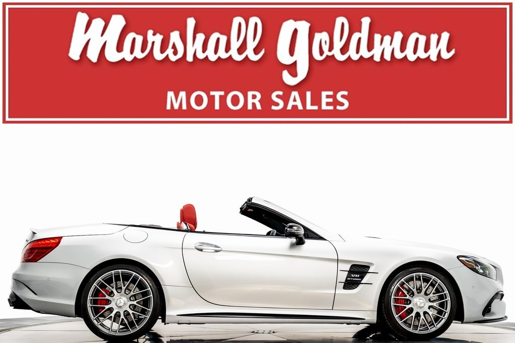 Pre-Owned 2018 Mercedes-Benz SL63 AMG®
